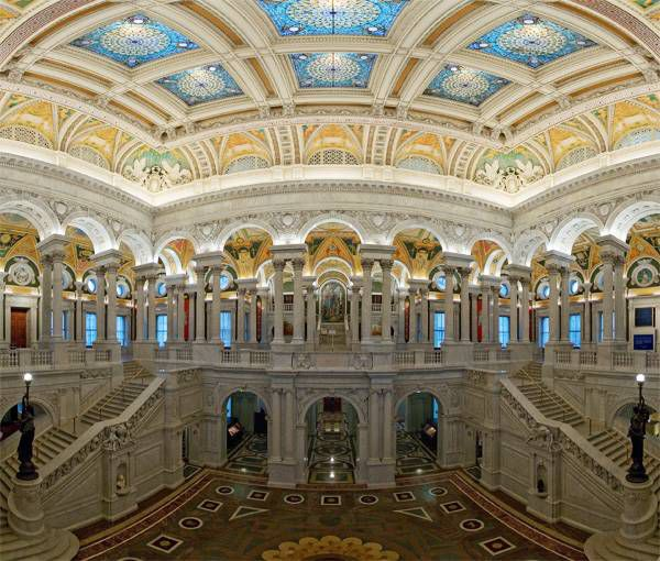 library congress great hall
