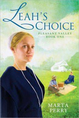 leah's choice cover