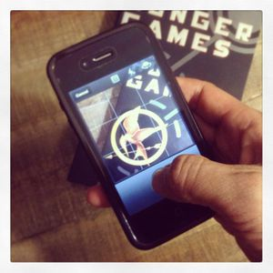 Instagrammed Hunger Games