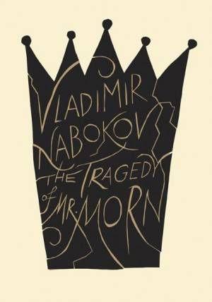Tragedy of Mr. Morn Vladimir Nabokov Cover