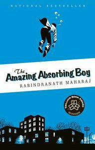 amazing absorbing boy by rabindranath maharaj cover