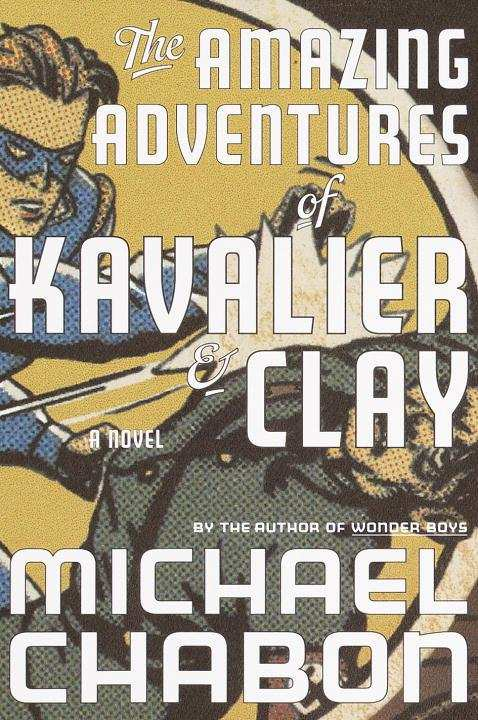 the amazing adventures of kavalier and clay pdf