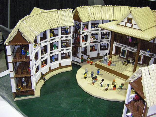 lego globe theater