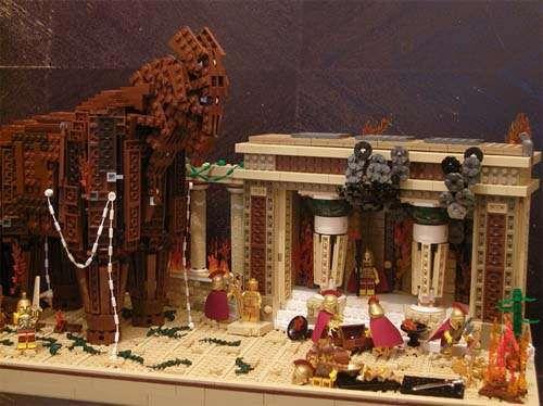 lego trojan war