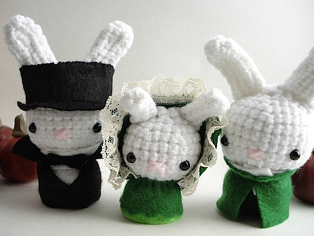 Vampire Chronicles Amigurumi