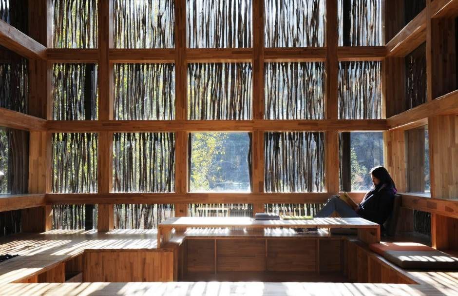 Liyuang Library Beijing China