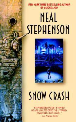 snow crash stephenson