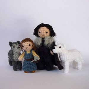 Game of Thrones Amigurumi
