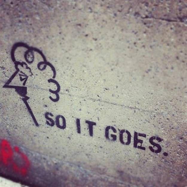 vonnegut graffiti