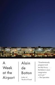 week at the airport alain de botton
