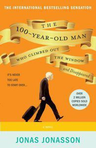100 year-old man who climbed out the window and disappeared