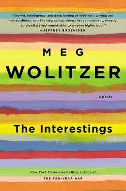 the interestings meg wolitzer cover
