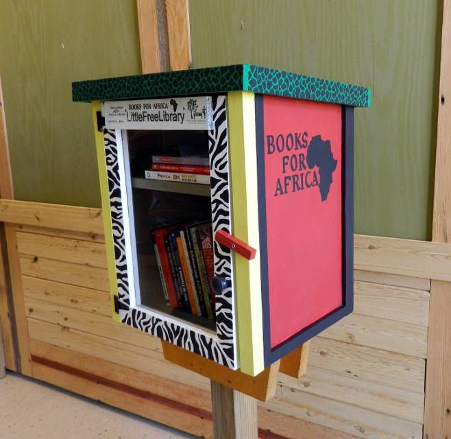 Photo from LittleFreeLibrary.org