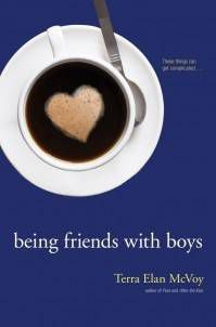 Being Friends With Boys Terra Elan McVoy Cover
