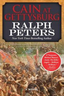 Cain at Gettysburg Ralph Peters Cover