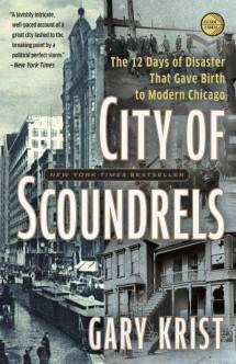 City of Scoundrels Gary Krist Cover