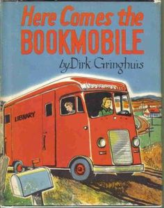 Here Comes the Bookmobile
