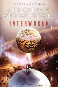 Interworld Gaiman Reaves Cover