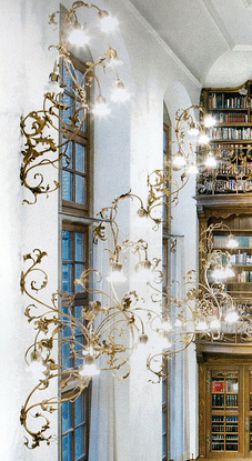 Law Library Lamps