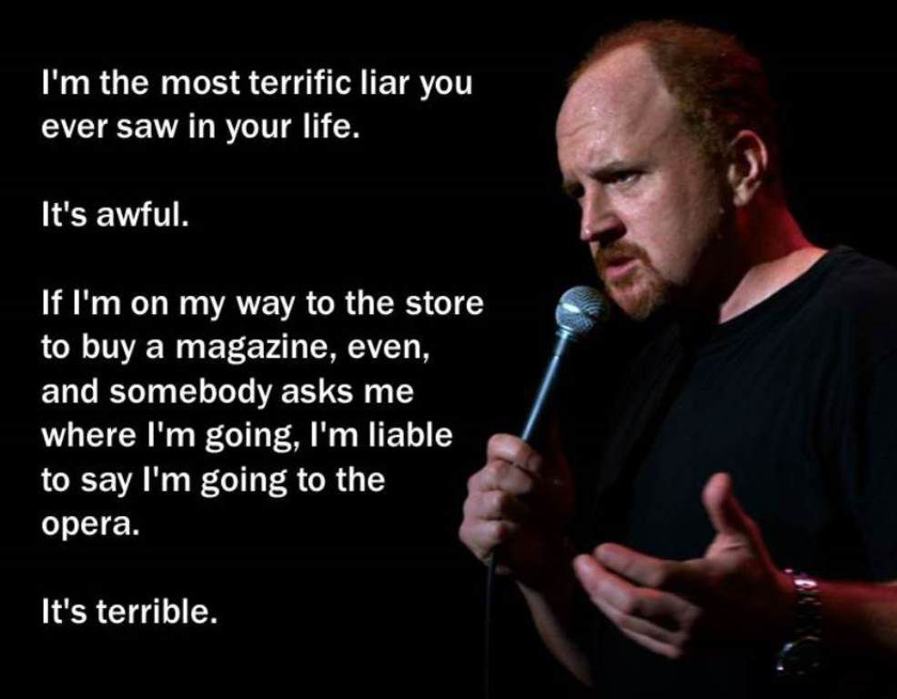 Louis CK - In the Rye 2