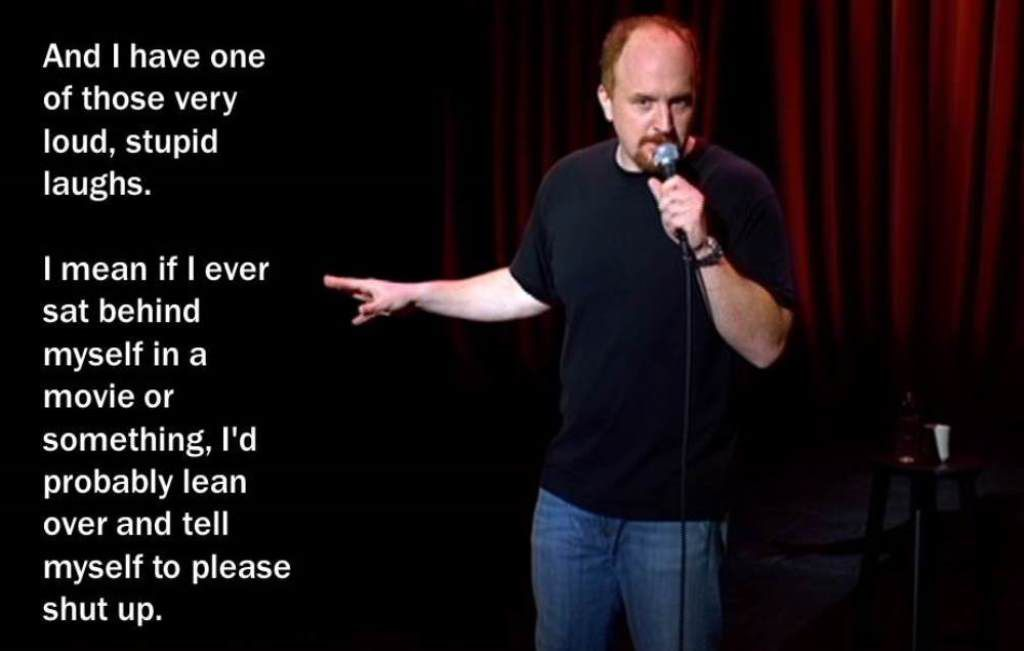 Louis CK - In the Rye 4