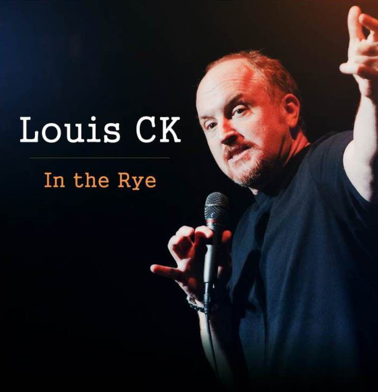 Louis CK - In the Rye cover