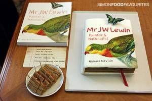 Mr JW Lewin by Richard Neville (Edible Books)