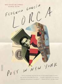 Poet in New York Lorca Cover
