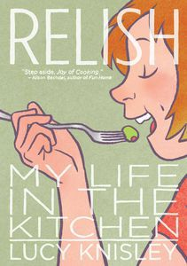 Relish Lucy Knisley Cover