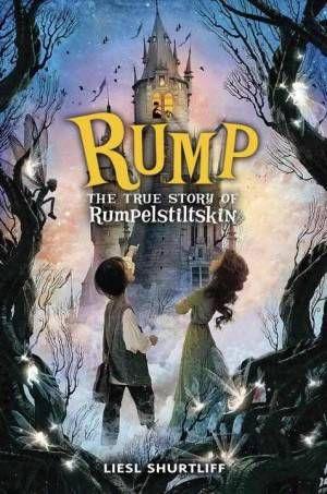 Rump Liesl Shurtliff Cover