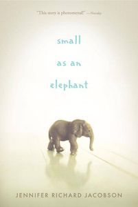 Small as an Elephant Jennifer Richard Jacobson Cover