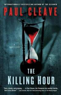 The Killing Hour Paul Cleave Cover