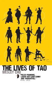 The Lives of Tao Wesley Chu Cover