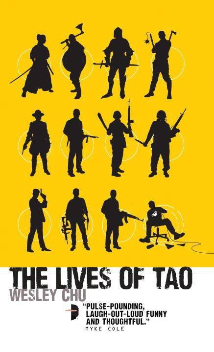 The Lives of Tao by Wesley Chu cover
