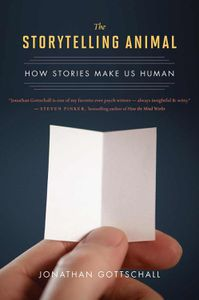The Storytelling Animal Jonathan Gottschall Cover