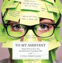 To My Assistant Lydia Whitlock Cover