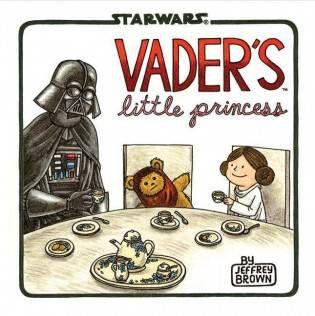Vader's Little Princess Jeffrey Brown Cover