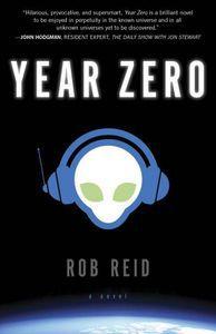 Year Zero Rob Reid Cover