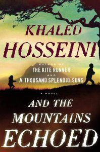 and the mountains echoed by khaled hosseini cover
