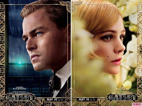 gatsby and daisy poster the great gatsby