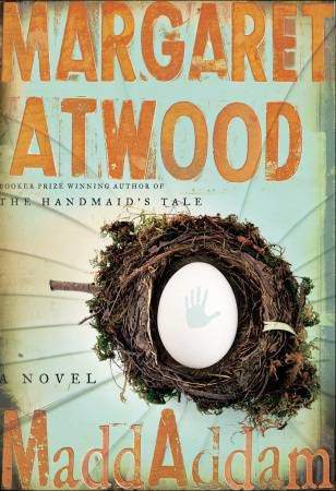 maddaddam by margaret atwood cover