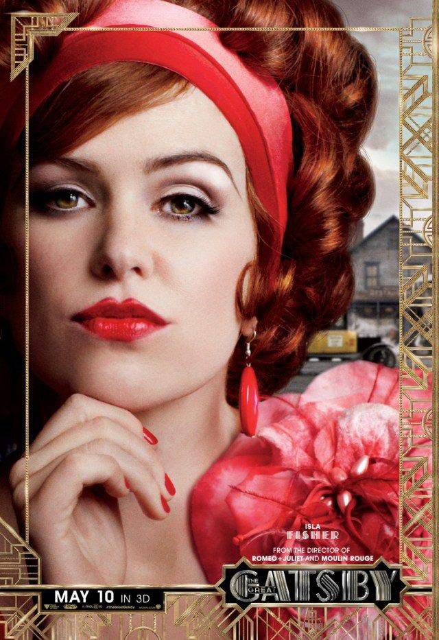 myrtle poster great gatsby
