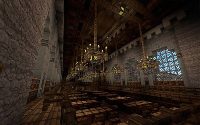 Ten Of The Most Beautiful Libraries Ever Built In Minecraft