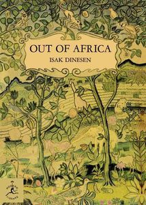out of africa isak dinesen
