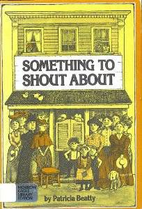 something to shout about patricia beatty