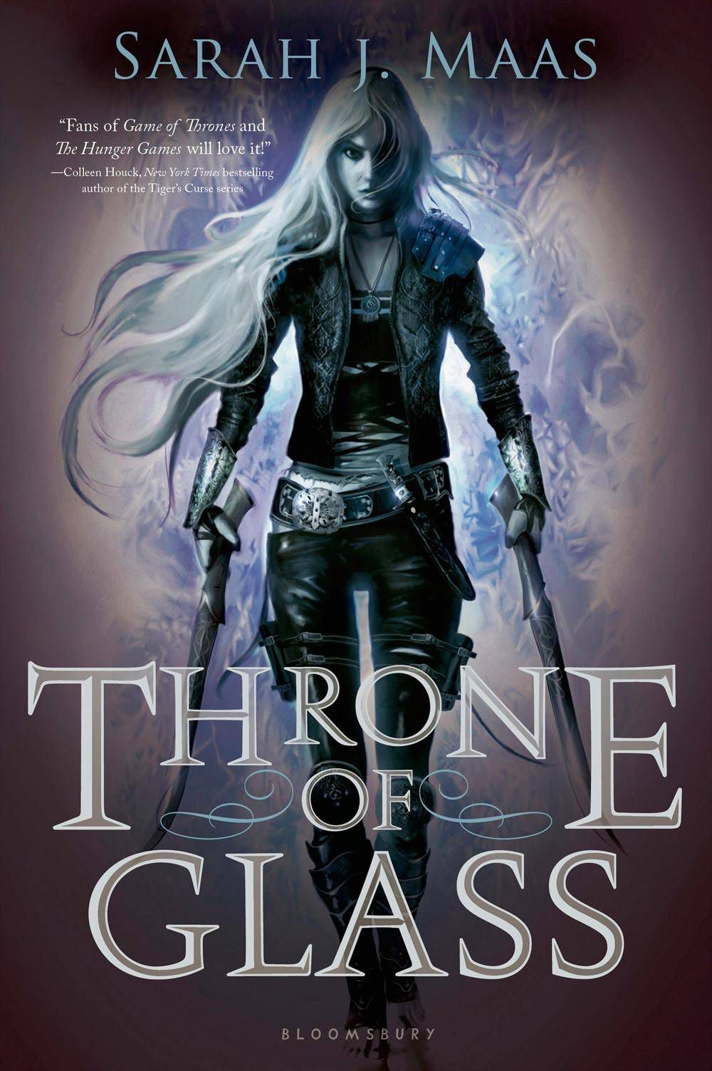 throne of glass paperback