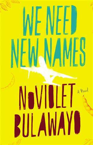 we need new names by noviolet bulawayo cover