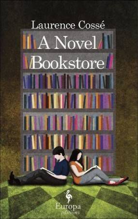 A Novel Bookstore Lawrence Cosse Cover