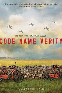Code Name Verity Elizabeth Wein Cover