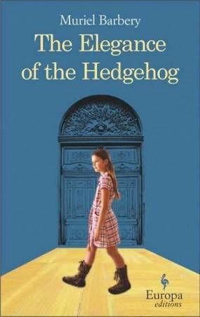 Elegance of the Hedgehog Muriel Burberry Cover
